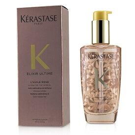 【月間優良ショップ受賞】 Kerastase Elixir Ultime L'Huile Rose Radiance Sublimating Oil (Color Treated Hair) ケラスターゼ Elixir Ultime L'Hu 送料無料 【楽天海外直送】