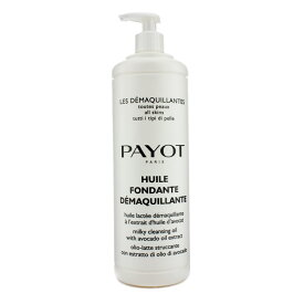 PayotLes Demaquillantes Huile Fondante Demaquillante Milky Cleansing Oil - For All SKin Types (Salon Size)パイヨ【楽天海外直送】