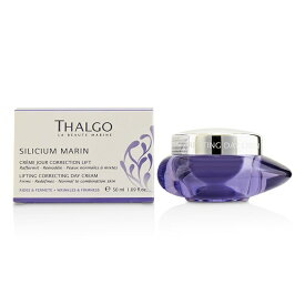 Thalgo Silicium Marin Lifting Correcting Day Cream - Normal to Combination Skin タルゴ Silicium Marin Lifting C 【楽天海外直送】