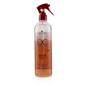 Schwarzkopf BC Bonacure Peptide Repair Rescue Spray Conditioner (For Fine to Normal Damaged Hair) シュワルツコフ BC 【楽天海外直送】