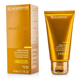 AcademieScientific System Face Age Recovery Sunscreen Cream SPF40アカデミーScientific System Face Age Recovery Sun【楽天海外直送】