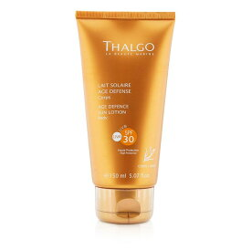 ThalgoAge Defense Sun Lotion SPF 30タルゴAge Defense Sun Lotion SPF 30 150ml/5.07oz【楽天海外直送】