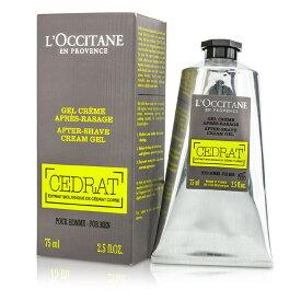 L'Occitane Cedrat After Shave Cream Gel ロクシタン Cedrat After Shave Cream Gel 75ml/2.5oz 【楽天海外直送】