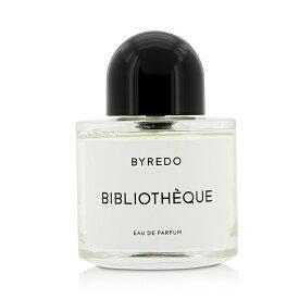 Byredo Bibliotheque Eau De Parfum Spray バレード ビブリオテーク EDP SP 100ml/3.3oz 【楽天海外直送】