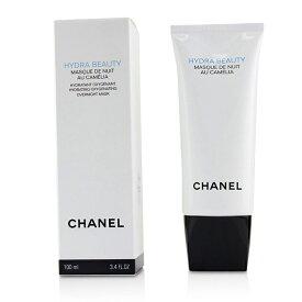 【月間優良ショップ受賞】 Chanel Hydra Beauty Masque De Nuit Au Camelia Hydrating Oxygenating Overnight Mask シャネル ハイドラ ビューティー マスク ド ヌイ 送料無料 【楽天海外直送】