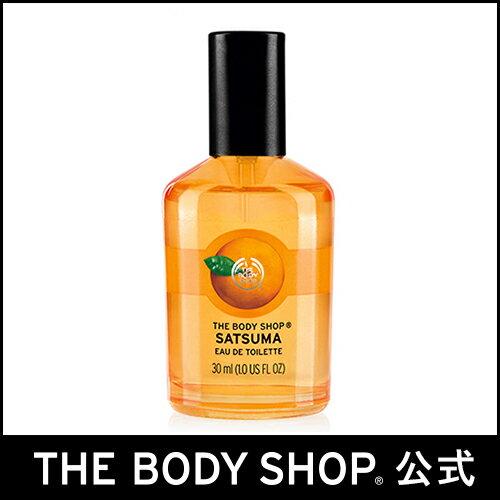 【正規品】<オードトワレ>オードトワレ サツマ 【THE BODY SHOP(ザ・ボディショップ)】EDT SATSUMA 30ML A0