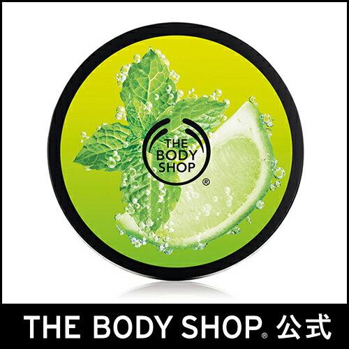 【正規品】<ボディクリーム>ボディバター ヴァージンモヒート 200ml 【THE BODY SHOP(ザ・ボディショップ)】VIRGIN MOJITO BODY BUTTER