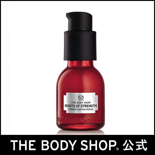 【正規品】 ザ・ボディショップ ルーツオブストレングス ファーミング セラム 30ml | 美容液