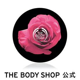 【正規品】<ボディスクラブ・ジェルタイプ>ボディスクラブ ブリティッシュローズ 250ml 【THE BODY SHOP(ザ・ボディショップ)】BRITISH ROSE EXFOLIATING GEL BODY SCRUB コスメ ギフト 女性 プレゼント 誕生日 結婚祝い 2019 角質ケア 美肌 なめらか肌 退職 プチギフト