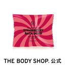 【正規品】<浴用化粧料>バスボム ストロベリー 28g 【THE BODY SHOP(ザ・ボディショ...