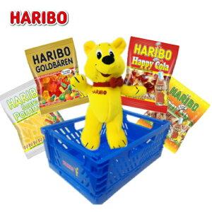 新商品【ハリボー ファンボックス】 HARIBO 数量限定 期間限定 4種類 ぬいぐるみ ハリボー君 雑貨 まとめ買い