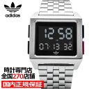 【ポイント最大56倍&最大2000円OFFクーポン】adidas アディダス ARCHIVE_M1 Z01-2924-00 メンズ レディース 腕時計 デジタル メタル シルバー 国内正規品 男女兼用