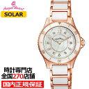 《2月20日発売》エンジェルハート ラブスポーツ WLS29PG レディース 腕時計 ソーラー ステンレス セラミック ホワイト…