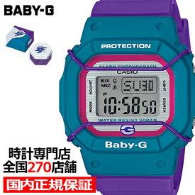 ポイント最大60倍&最大2000円OFFクーポン!《12月7日発売/予約》BABY-G ベビージー 25周年記念モデル BGD-525F-6JR レディース 腕時計 デジタル カシオ 国内正規品