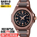 【25日はポイント最大47倍&最大1万円OFFクーポン】《10月9日発売》BABY-G ベビーG G-MS ジーミズ MSG-W350CG-5AJF レ…