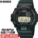 【ポイント最大57.5倍&最大2000円OFFクーポン】G-SHOCK ジーショック DW-6900B-9 カシオ メンズ 腕時計 デジタル ブ…