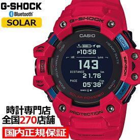 【20日はポイント最大45倍】G-SHOCK Gショック G-SQUAD ジー・スクワッド GBD-H1000-4JR 腕時計 メンズ デジタル レッド 国内正規品 カシオ