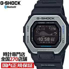 【ポイント最大37.5倍&最大5000円OFFクーポン】G-SHOCK ジーショック G-LIDE Gライド ブラック GBX-100-1JF メンズ 腕時計 デジタル タイドグラフ ムーンデータ 反転液晶 国内正規品