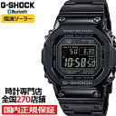 【ポイント最大60倍&最大3万円OFFクーポン】G-SHOCK ジーショック GMW-B5000GD-1JF カシオ メンズ 腕時計 電波ソーラー デジタル ブラック B5000 国内正規品