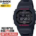 G-SHOCKGW-B5600HR-1JFメンズ腕時計ソーラー電波耐衝撃構造20気圧防水スクエアデザイン