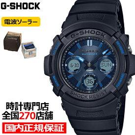 【ポイント最大55.5倍&最大2000円OFFクーポン】G-SHOCK ジーショック ファイアー・パッケージ 2021 AWG-M100SF-1A2JR メンズ 腕時計 電波ソーラー アナデジ 国内正規品 カシオ