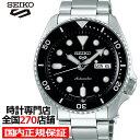 《9月7日発売》セイコー5 スポーツ SBSA005 メンズ 腕時計 メカニカル 自動巻き ブラック デイデイト 日本製