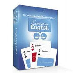 送料無料!【ExpressiveEnglish-日常会話カードゲーム第2版(英語学習者向け)】英会話英語教材【RCP】