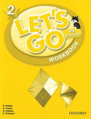 送料無料!【Let's Go 2 Workbook (4th Edition )】子ども英語教材