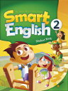 送料無料!小学生向け英語教材【Smart English 2 Student Book (with Flashcards and Class Audio CD)】 児童英語 英…