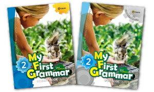 送料無料!【My First Grammar 2 Student Book + Workbook セット】