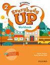 送料無料!最新版【 Everybody Up 2nd Edition Level 2 Workbook 】子ども英語教材