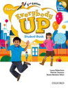 送料無料!最新版【Everybody Up 2nd Edition Starter Student Book With CD Pack】子ども英語教材