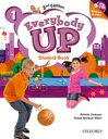 送料無料!最新版【Everybody Up 2nd Edition Level 1 Student Book With CD Pack】子ども英語教材