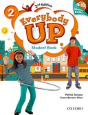 送料無料!最新版【Everybody Up 2nd Edition Level 2 Student Book With CD Pack】子ども英語教材