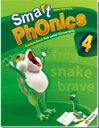 送料無料!【Smart Phonics New Edition 4 Student Book (with Hybrid CD)】