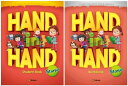 送料無料!【Hand in Hand Starter Student Book with Hybrid CD (mp3 Audio + Digital Reso...