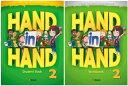 送料無料!【Hand in Hand 2 Student Book with Hybrid CD (mp3 Audio + Digital Resources)...