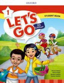 送料無料!【Let's Go 5th Edition Level 1 Student Book】子ども英語教材