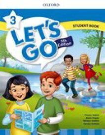 送料無料!【Let's Go 5th Edition Level 3 Student Book】子ども英語教材