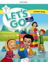送料無料!【Let's Go 5th Edition Let's Begin 1 Student Book】子ども英語教材