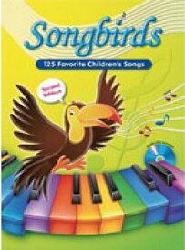 送料無料!【Songbirds Second Edition 2冊セット CD2枚付き】