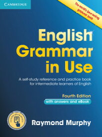 送料無料!解答・Interactive ebook付き!【English Grammar in Use (4th Edition) with Answers and Interactive ebook】(旧版)英文法 英語