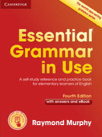 送料無料!eBook・解答付き!【Essential Grammar in Use 4th Edition with Answers and Interactive eBook】英文法