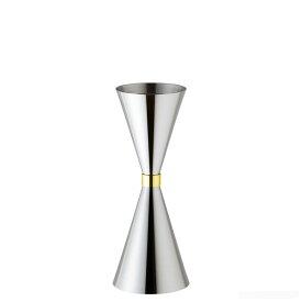 【カクテル メジャーカップ】【スリム メジャーカップ 30ml/45ml】カクテル ジガーカップ ウィスキー 計量カップ フレア バーテンダー