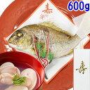 【お食い初め 鯛 600g 料理セット 蛤はまぐりの吸物付き 送料無料】 祝い箸付き 敷き紙にお飾り付 冷蔵 100日祝い 百日祝い インスタ映…
