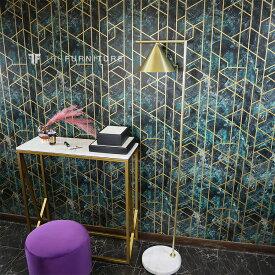 北欧 フロアランプ 大理石 ゴールド ホワイト 157x33 デザイナーズ 海外インテリア 一人暮らし