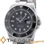 ロレックスシードゥエラー1266002019年国内正規ランダムROLEX腕時計メンズ【中古ユーズド】