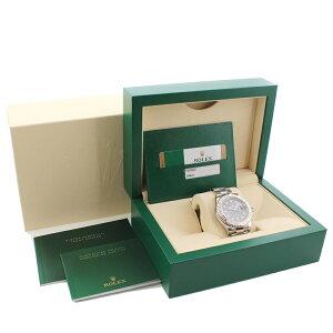 ROLEXロレックスヨットマスター1166222018年3月並行ランダムロレジウム116622時計腕時計メンズ男性用【中古】