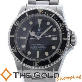 ロレックス シードゥエラー 65番 保証書あり 1981年 アンティーク 1665 時計 腕時計 メンズ 男性用 ROLEX【中古 ユーズド】