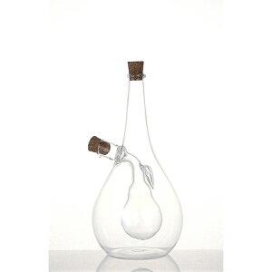 Glass Pear Cruet グラス ペア クルーイト